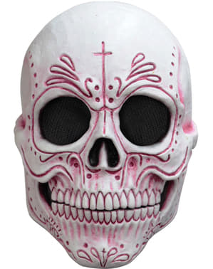 Máscara de Catrina elegante para mujer