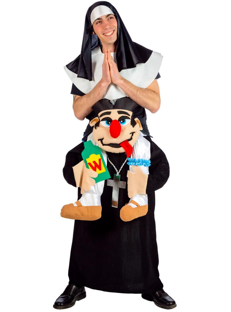 Disfraces de Cura. Traje de sacerdote online  e26c71724cf