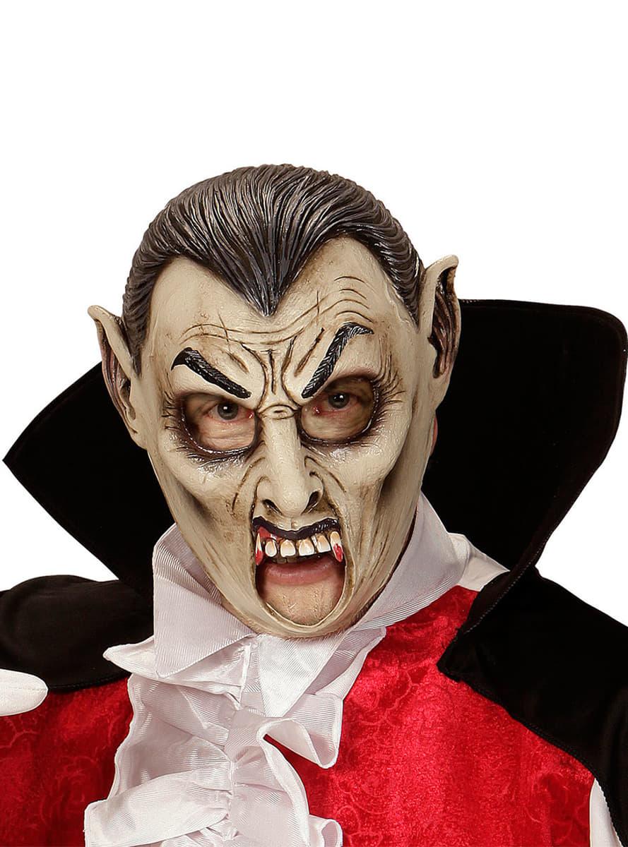 Dorstige Vampier Masker Voor Kinderen Volgende Dag