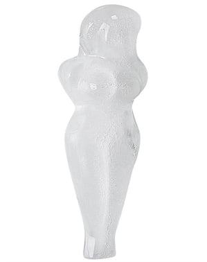 Molde de cubitos de hielo de mujer