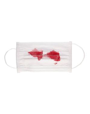 Máscara a sangrar para adulto