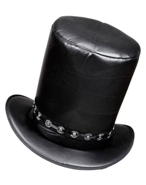 Sombrero de músico rockero para adulto