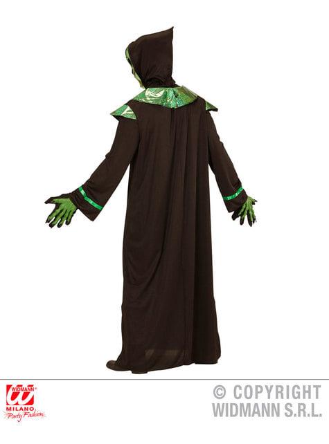 Disfraz de alienígena poderoso para hombre - hombre