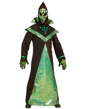 Pánský kostým mocný mimozemšťan nadměrná velikost