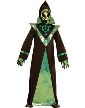 Außerirdischen Kostüm für Jungen