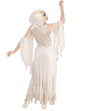 Spøkelse Ånd Dame plus size kostyme