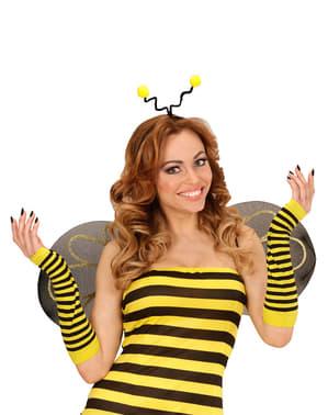 Guantes largos de abeja para mujer