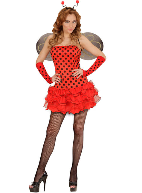 Woman's Ladybird Gloves