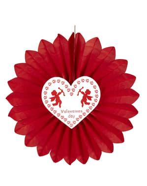 San Valentin Cupido Laterne