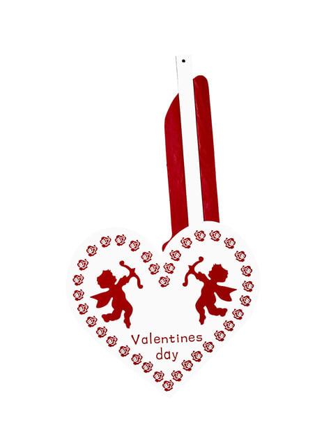 Farol con Cupido San Valentín - barato