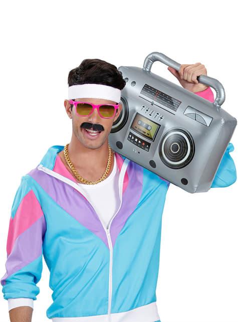 Radio hinchable - para tu disfraz