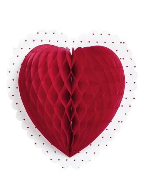 Corazón decorativo San Valentin