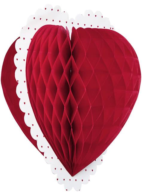 Corazón decorativo San Valentin - para tus fiestas