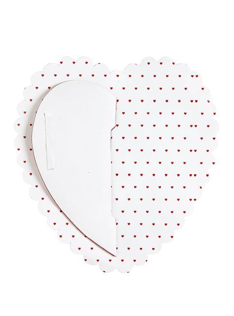 Corazón decorativo San Valentin - barato
