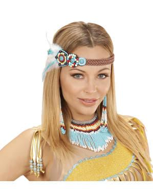 Indianer Sett Dame