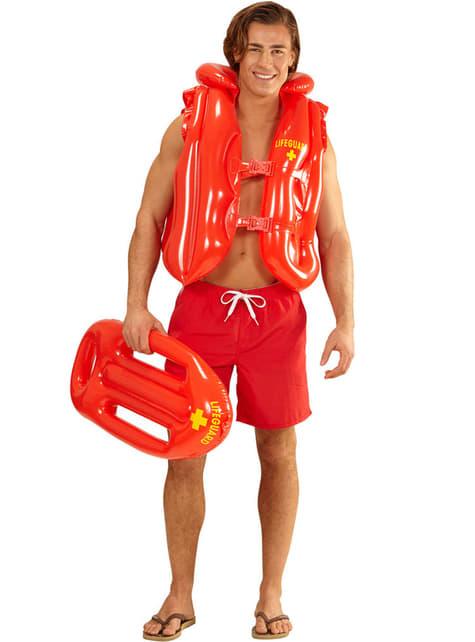 Chaleco salvavidas hinchable para adulto - traje