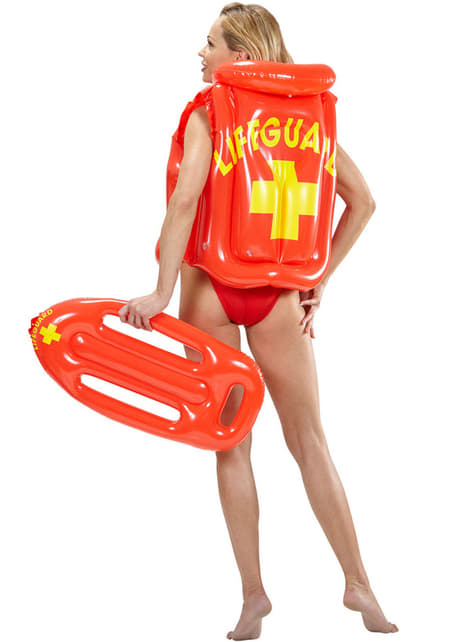 Chaleco salvavidas hinchable para adulto - Halloween