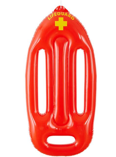 Dmuchana deska ratunkowa ratownika dla dorosłych