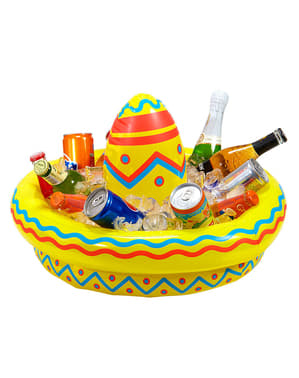 Dmuchany meksykański kapelusz