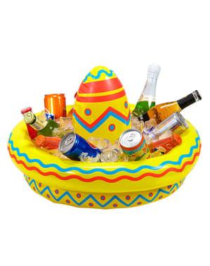 Sombrero mexicano hinchable