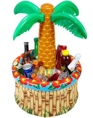 Nádoba na chlazení pití nafukovací palma