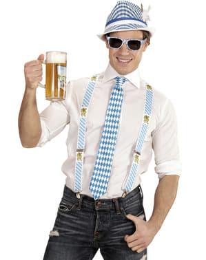 Beierse stropdas voor volwassenen