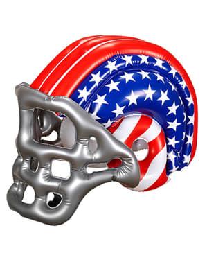 Američka kaciga za američki nogomet u SAD-u