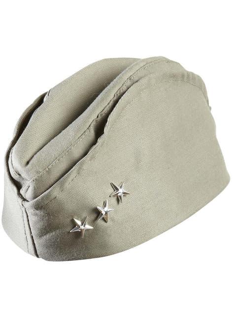 Amerikanischer Soldaten Hut für Erwachsene