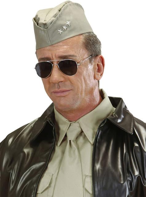 Sombrero soldado americano para adulto - original