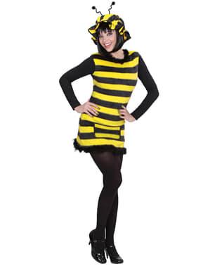 Kokettes Bienen Kostüm für Damen