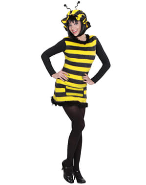 Woman's Coquettish Bee Costume