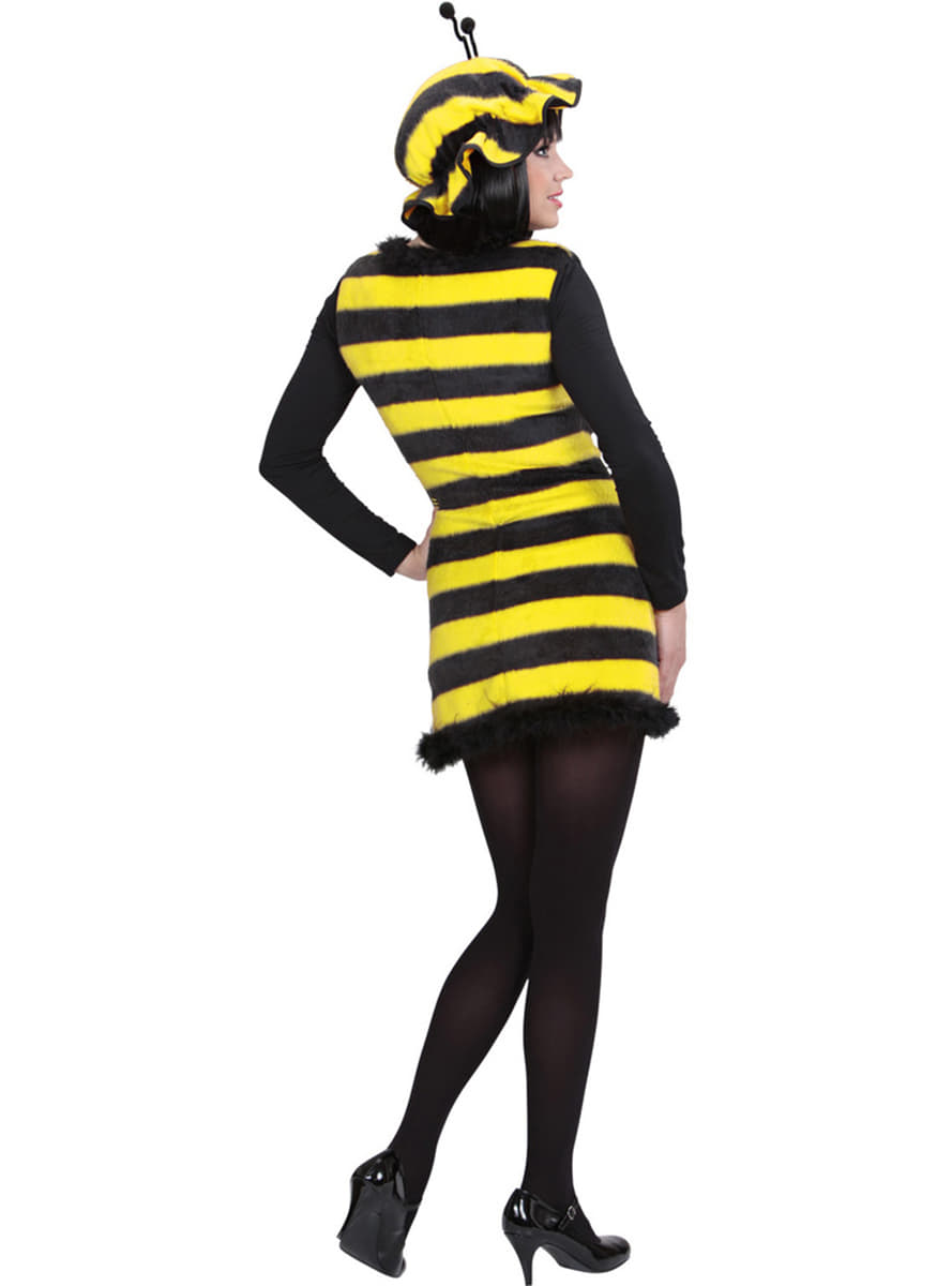 d guisement abeille coquette femme funidelia. Black Bedroom Furniture Sets. Home Design Ideas