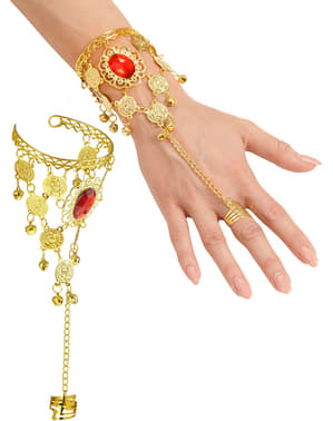 Bracelet princesse arabe femme