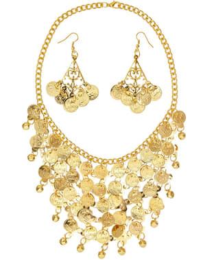 Dámská sada penízkových šperků