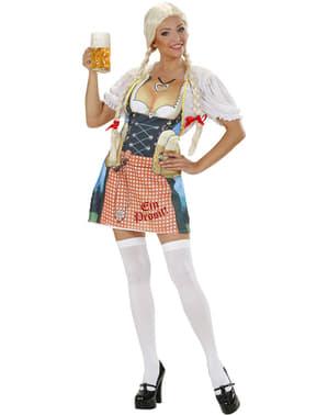 Fartuch kobieta z Bawarii