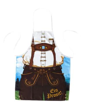 Avental Oktoberfest para homem