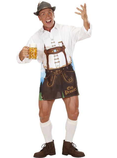 Oktoberfest Ποδιά για Άνδρες
