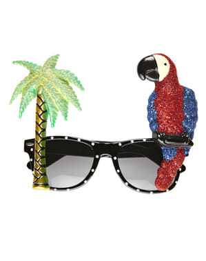 Lunettes Tropicales adulte