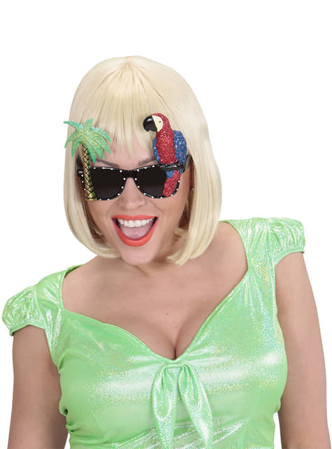 Adult's Tropical Sunglasses