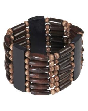 Afrikansk stam Armband
