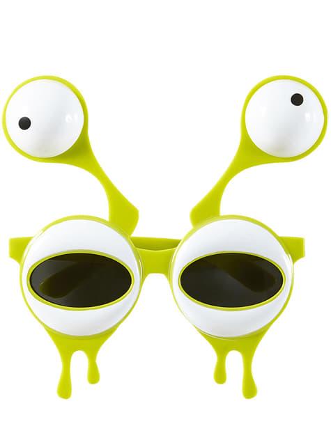 Gafas de alienígena repugnante para adulto