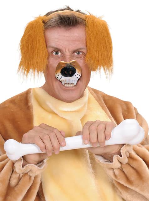 Η άγρια μύτη σκυλιών του ενήλικα