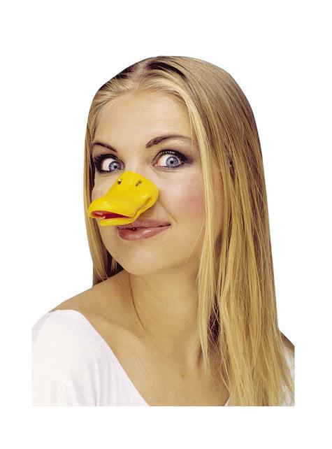 Pico de pato para adulto - para tu disfraz