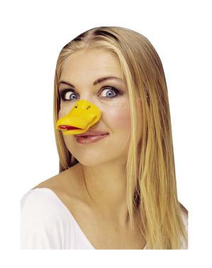 Pico de pato para adulto