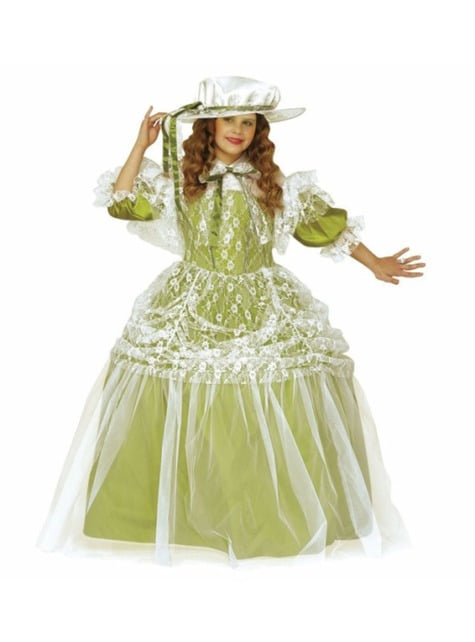 Girl's Noble Lady Costume