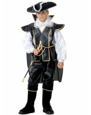 Kostium odważny pirat dla chłopca