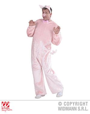 Woman's Elegant Little Piggy Costume