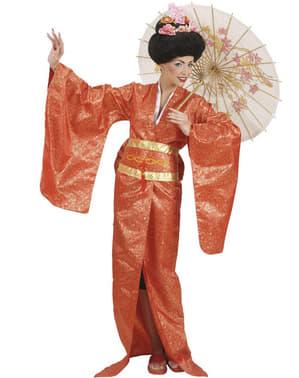 Costume da Geisha classica per donna taglia grande