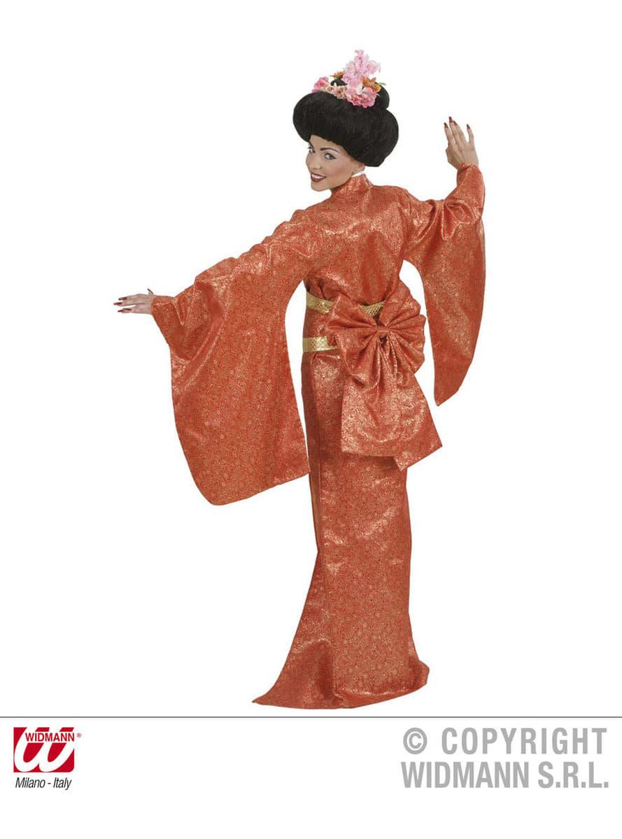geisha kost m classis f r damen in gro er gr e funidelia. Black Bedroom Furniture Sets. Home Design Ideas