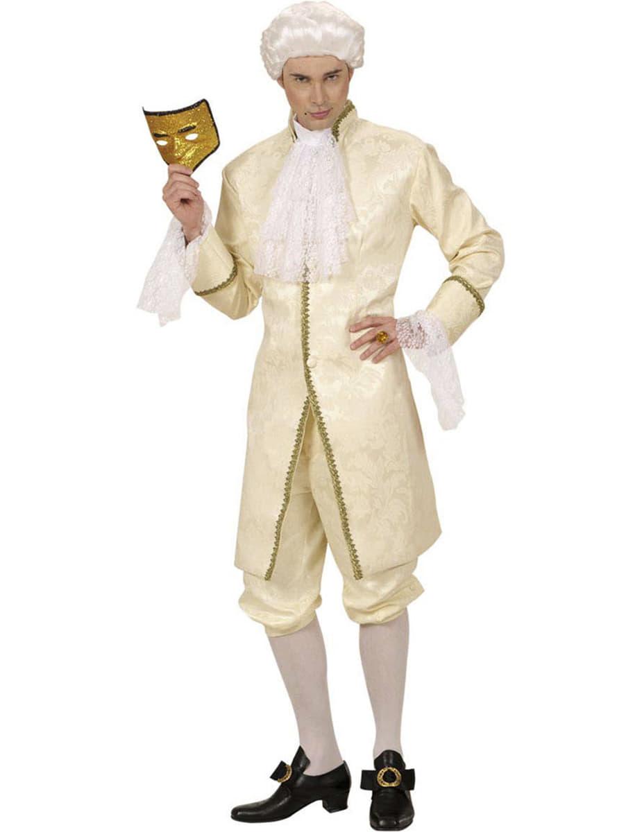 Man's Casanova Costume
